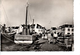 CPSM ILE TUDY Le Port - Ile Tudy