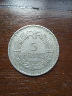 Piece 5 Francs 1949 Atelier B - France