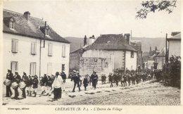 362. CHERAUTE. L'Entrée Du Village - France