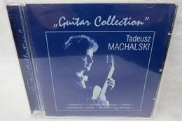"CD ""Tadeusz Machalski"" Guitar Collection - Instrumental"