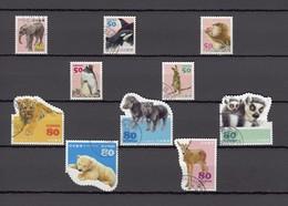 Japan 2013 - Heartwarming Animal Scenes Series 1 52 & 82 Yen, Michelnr. 6544-53 - 1989-... Keizer Akihito (Heisei-tijdperk)