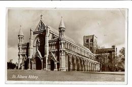 CPA - Carte Postale Royaume Uni- Hertfordshire- St Albans Abbey  VM2437 - Hertfordshire