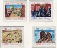 1983 - ALGERIA - Yv.  Nr.794/797 - NH - (UP131.48) - Algeria (1962-...)