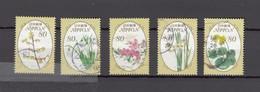 Japan 2013 - Seasonal Flowers Series 8 82 Yen, Michelnr. 6654-58 - 1989-... Keizer Akihito (Heisei-tijdperk)