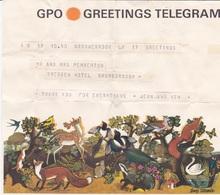 TELEGRAMS - 1952-.... (Elizabeth II)