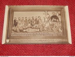 FAMILLEUREUX  - Antique Bas-relief Rappelant L'apparition De La Ste Vierge - Seneffe