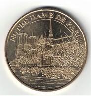 Monnaie De Paris 75.Paris - Notre Dame De Paris Vue De Seine 2006. Neuve - 2006