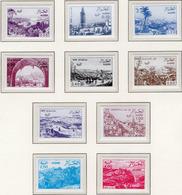 1984 - ALGERIA - Yv.  Nr. 801/804+815/817+822/824 - NH - (UP131.48) - Algeria (1962-...)