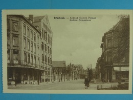 Etterbeek Avenue Eudore Pirmez - Etterbeek