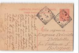 17391 BUIA X BOLOGNA - 1900-44 Victor Emmanuel III