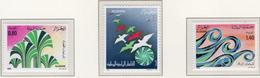1985 - ALGERIA - Yv.  Nr. 835/837 - NH - (UP131.49) - Algeria (1962-...)