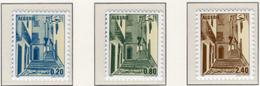1985 - ALGERIA - Yv.  Nr. 838/840 - NH - (UP131.49) - Algeria (1962-...)