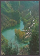 Italia / Italy - Toscana, (Lucca), Lago Di Isola Santa, Garfagnana, Lake, Lac, Gorge - Lucca