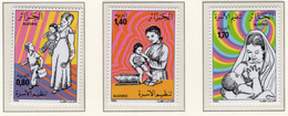 1985 - ALGERIA - Yv.  Nr. 846/848 - NH - (UP131.49) - Algeria (1962-...)