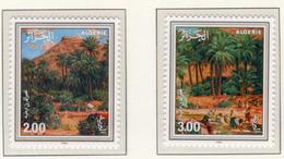 1985 - ALGERIA - Yv.  Nr. 852/853 - NH - (UP131.49) - Algeria (1962-...)