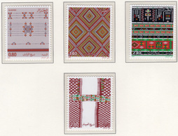 1985 - ALGERIA - Yv.  Nr. 854/857 - NH - (UP131.49) - Algeria (1962-...)
