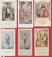 Image Pieuse - Lot De 16 Images - Editeur COPPIN-GOISSE A ATH - A1 - Images Religieuses