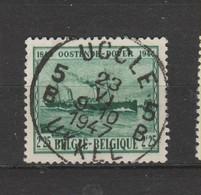 COB 726 Oblitération Centrale UCCLE 5 - Belgique