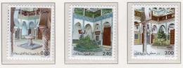 1986 - ALGERIA - Yv.  Nr. 871/873 - NH - (UP131.49) - Algeria (1962-...)