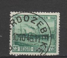 COB 726 Oblitération Centrale OOSTROOZEBEKE - Belgique