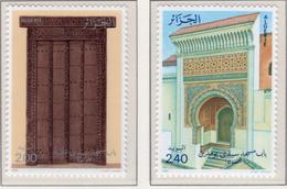 1986 - ALGERIA - Yv.  Nr. 876/877 - NH - (UP131.49) - Algeria (1962-...)