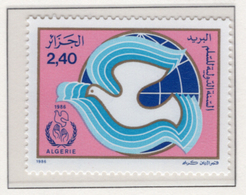1986 - ALGERIA - Yv.  Nr. 878 - NH - (UP131.49) - Algeria (1962-...)