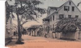 Suriname Paramaribo Gravenstraat - Suriname