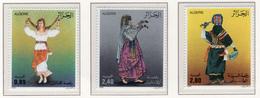 1986 - ALGERIA - Yv.  Nr. 879/881 - NH - (UP131.49) - Algeria (1962-...)