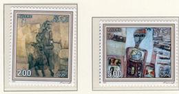 1986 - ALGERIA - Yv.  Nr. 886/887 - NH - (UP131.50) - Algeria (1962-...)