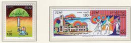 1986 - ALGERIA - Yv.  Nr. 895+900/901 - NH - (UP131.50) - Algeria (1962-...)