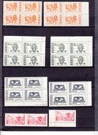 CHINA LOT 58 PIECES  WITHOUT GUM AS ISSUED - 1949 - ... République Populaire