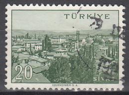 D8879 - Turkey Mi.Nr. 1755 O/used - 1921-... République