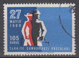 D8880 - Turkey Mi.Nr. 1797 O/used - 1921-... République