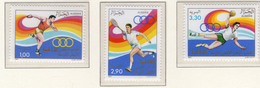 1987 - ALGERIA - Yv.  Nr. 902/904 - NH - (UP131.50) - Algeria (1962-...)