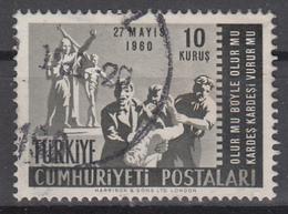 D8881 - Turkey Mi.Nr. 1794 O/used - 1921-... République