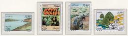 1987 - ALGERIA - Yv.  Nr. 909/912 - NH - (UP131.50) - Algeria (1962-...)
