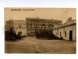 138439 Italy SALSOMAGGIORE Grand HOTEL Detraz Vintage PC - Non Classificati