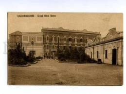 138439 Italy SALSOMAGGIORE Grand HOTEL Detraz Vintage PC - Italië