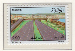 1987 - ALGERIA - Yv.  Nr. 914 - NH - (UP131.50) - Algeria (1962-...)
