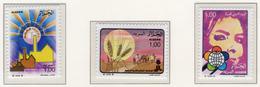 1987 - ALGERIA - Yv.  Nr. 920+921+922 - NH - (UP131.50) - Algeria (1962-...)
