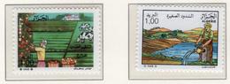 1988 - ALGERIA - Yv.  Nr. 936/937 - NH - (UP131.51) - Algeria (1962-...)