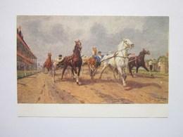 Art Savitskiy Horse Race - Chevaux