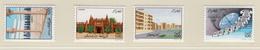 1989 - ALGERIA - Yv.  Nr. 942/945 - NH - (UP131.51) - Algeria (1962-...)