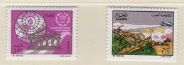 1989 - ALGERIA - Yv.  Nr. 953+957 - NH - (UP131.51) - Algeria (1962-...)