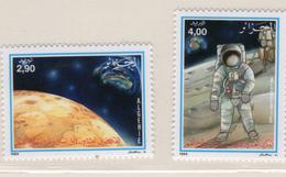 1989 - ALGERIA - Yv.  Nr. 955/956 - NH - (UP131.51) - Algeria (1962-...)