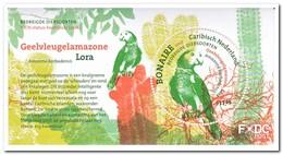 Caribisch Nederland 2017, Postfris MNH, Birds, Parrots - Curaçao, Antilles Neérlandaises, Aruba