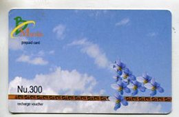 TK 04056 BHUTAN - Prepaid - Bhoutan
