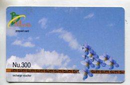 TK 04056 BHUTAN - Prepaid - Bhutan
