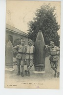 MILITARIA - CAMP DE MAILLY - Arsenal - Mailly-le-Camp