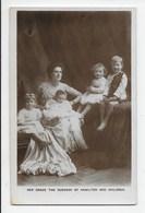 Aristocratic Edwardian Fashion - Duchess Of Hamilton And Children - Fashion
